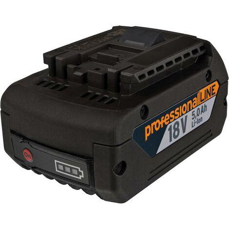 Batterie pour outil Brennenstuhl professionalLINE 9834518 18 V 5.0 Ah Li-Ion 1 pc(s)