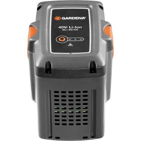 Batterie pour outil GARDENA BLi-40/100 09842-20 36 V 2.6 Ah Li-Ion 1 pc(s) S590961