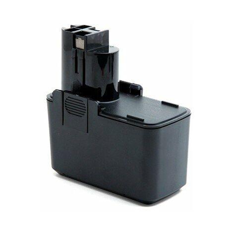 Batterie pour outillage électroportatif - 12V - 2,1Ah - Noir - NiMh