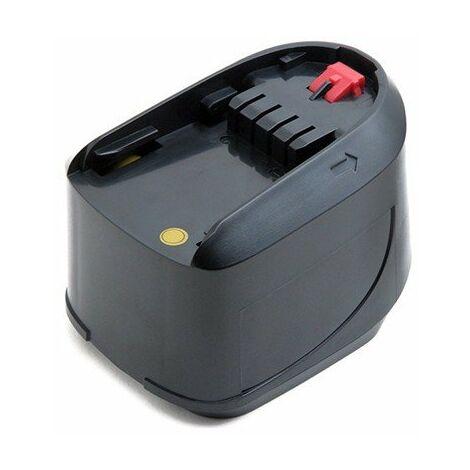 Batterie pour outillage électroportatif - 18V - 3Ah - Gris - Li-Ion