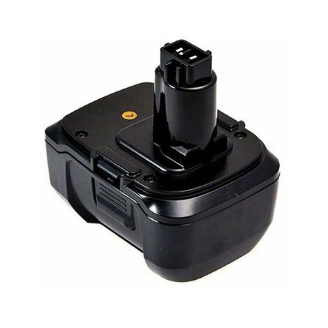 Batterie pour outillage électroportatif - 18V - 3Ah - Li-Ion - Pour Dewalt