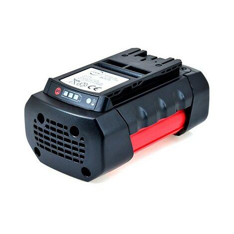 Batterie pour outillage électroportatif - 36V - 3Ah - Li-Ion