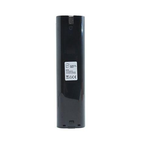 Batterie pour outillage électroportatif - 9,6V - 2,1Ah - NiMh