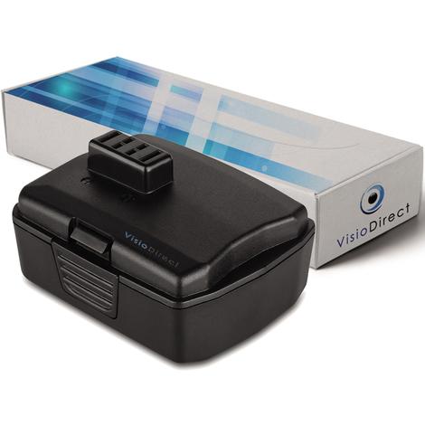 Batterie pour Ryobi CR-1201 scie circulaire 2000mAh 12V