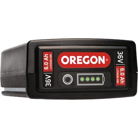 Batterie PowerNow® B650E Oregon - Cordless Tool System - Lithium-ion - 6 Ah