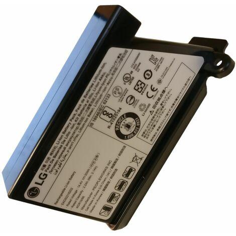Batterie rechargeable (294921-51047) (EAC62218202, EAC60766107) Aspirateur robot LG