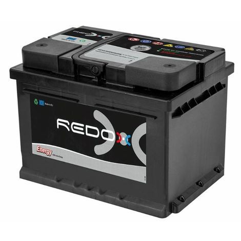 Batterie Redox 12V 50/60/80 / 100Ah par AMA