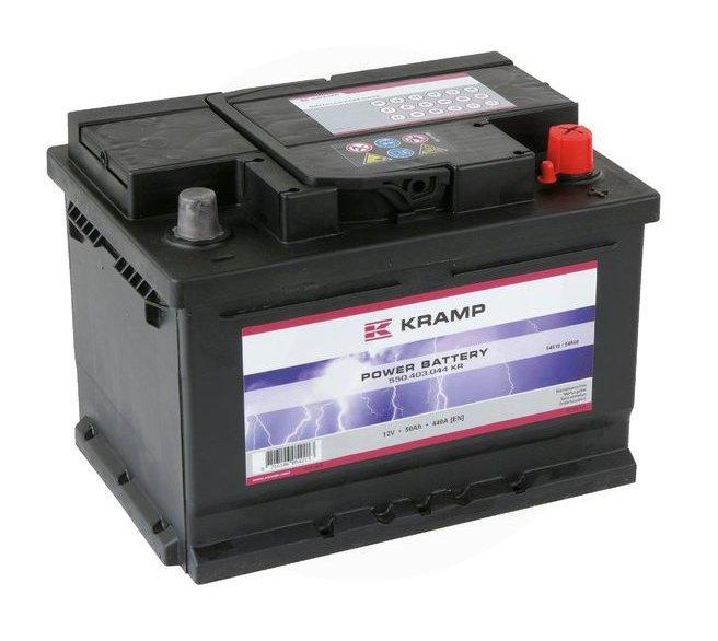 Batterie 12V 50Ah 440A - Universel