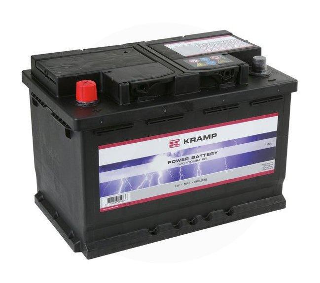Batterie 12V 70Ah 640A - Universel