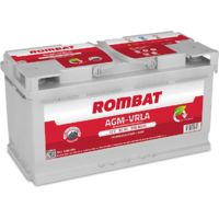 Batterie Rombat AGM Start And Stop 12V 92ah 850A
