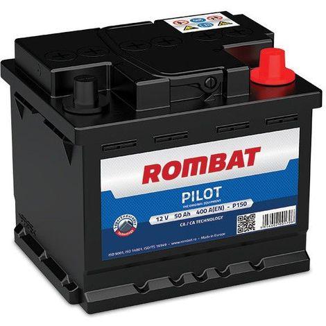 Batterie ROMBAT PILOT 12V 50ah 400A