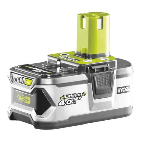 Batterie RYOBI 18V Lithium-ion OnePlus 4.0 Ah RB18L40G