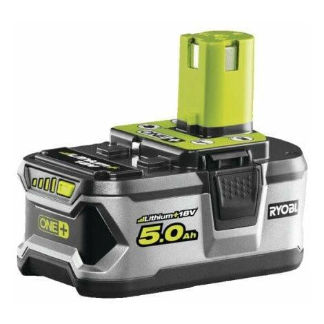 Batterie RYOBI 18V Lithium-ion OnePlus 5.0 Ah RB18L50G
