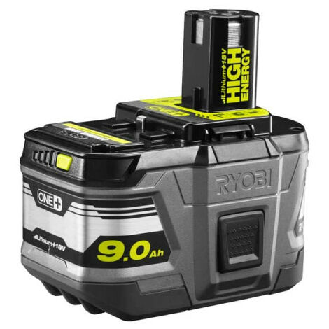Batterie RYOBI 18V Lithium-ion OnePlus High Energy 9.0 Ah RB18L90G