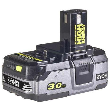 Batterie RYOBI 18V OnePlus 3.0Ah LithiumPlus - Hight Energy RB18L30