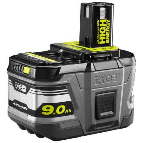 Batterie RYOBI 18V OnePlus 9.0Ah LithiumPlus - Hight Energy RB18L90