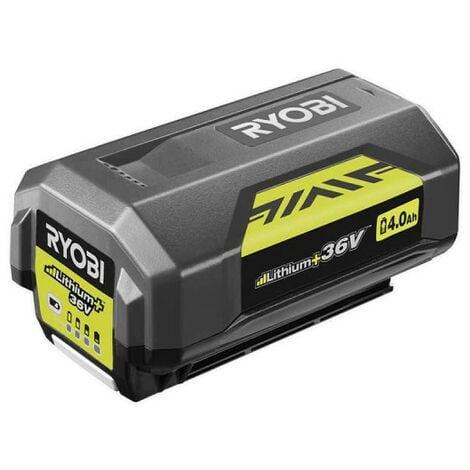 Batterie RYOBI 36V LithiumPlus 4.0 Ah BPL3640D2