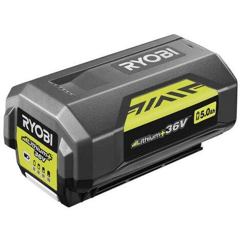 Batterie RYOBI 36V LithiumPlus 5.0 Ah BPL3650D2