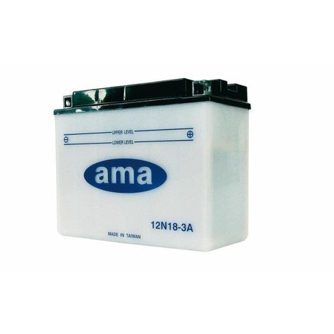 Batterie sec universelle pour tracteur 24Ah / 12V / 270 Ampère