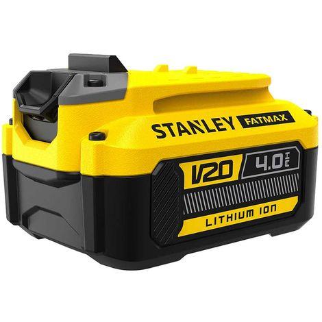 Batterie STANLEY FatMax V20 SFMCB204 4,0 Ah