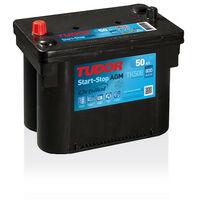 Batterie Start-stop AGM TUDOR TK508 12V 50Ah 800A