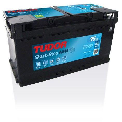 Batterie Start-stop AGM TUDOR TK950 12V 95Ah 850A