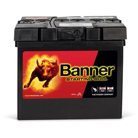 Batterie Starting Bull Banner 53030 12v 30ah 300A
