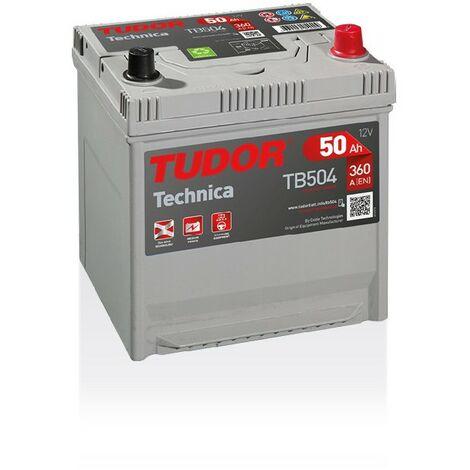 Batterie TECHNICA TUDOR TB504 12V 50Ah 360A