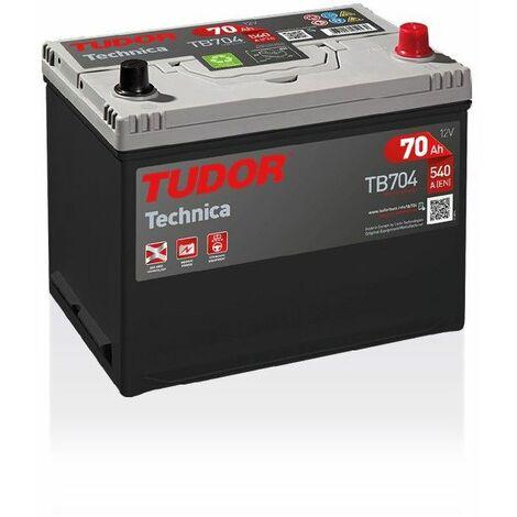 Batterie TECHNICA TUDOR TB704 12V 70Ah 540A