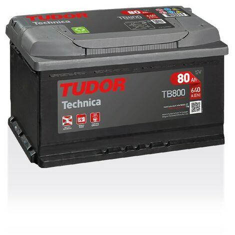 Batterie TECHNICA TUDOR TB800 12V 80Ah 640A