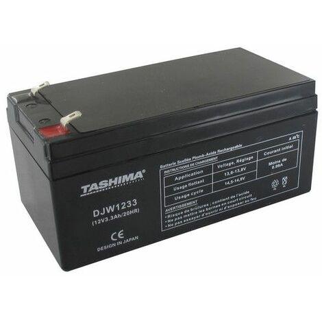 Batterie tondeuse 12V - 3.3Ah