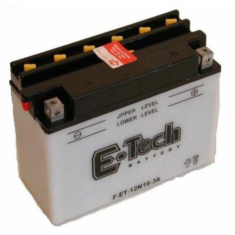Batterie tondeuse autoportée 12V - 18Ah