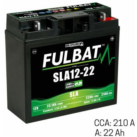 Batterie tondeuse autoportée 12V - 20Ah - NH1220