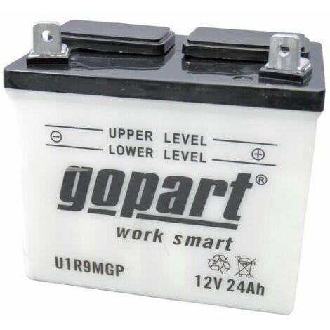 Batterie tondeuse autoportée 12V - 24Ah