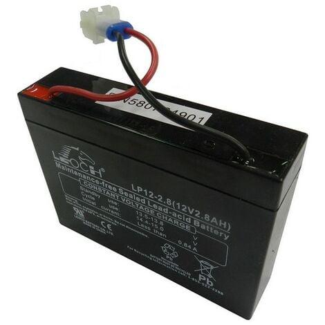 Batterie tondeuse autoportée 12V - 2.8Ah