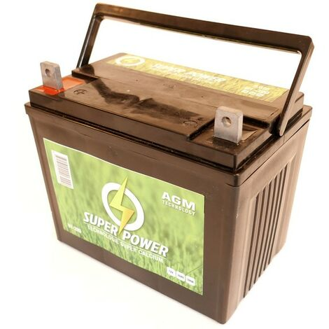 Batterie tondeuse autoportée 12V - 32Ah