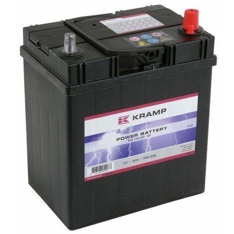 Batterie tondeuse autoportée 12V - 35Ah