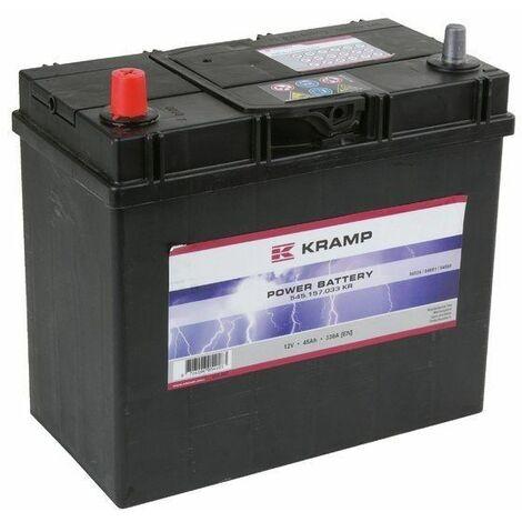 Batterie tondeuse autoportée 12V - 45Ah