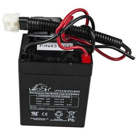 Batterie tondeuse MCulloch