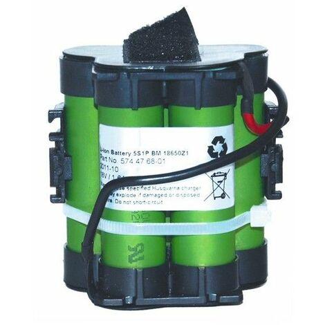 Batterie tondeuse Robot Gardena / Husqvarna / Mc Culloch