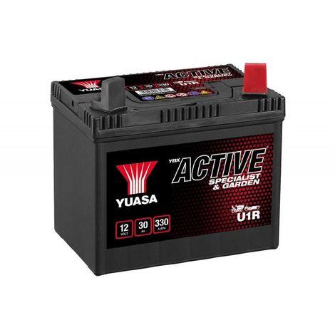 Batterie tondeuse YUASA U1R 895 12V 30H 330A