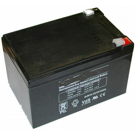 Batterie tracteur tondeuse 12V - 12Ah