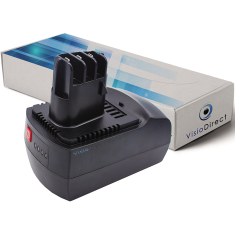 Batterie type 6.25475 pour Metabo 3300mAh 14.4V