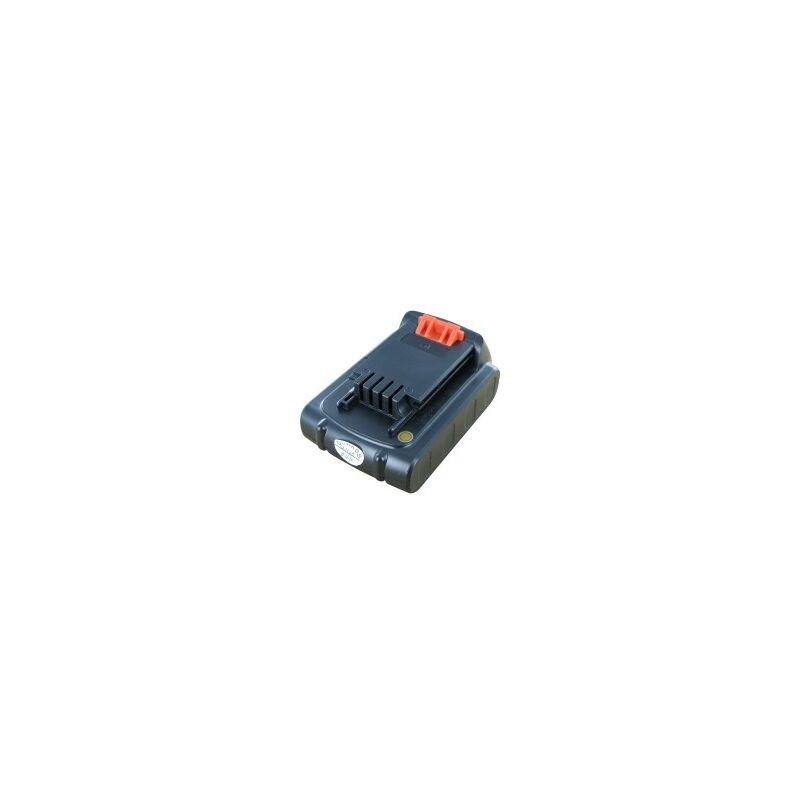 Aboutbatteries - Batterie type BLACK DECKER GD-BD-20