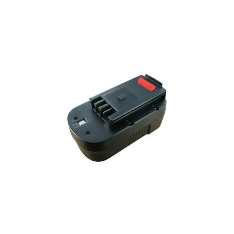 Batterie type BLACK DECKER HPB18-OPE