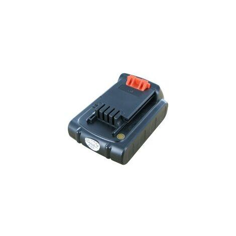 Batterie type BLACK DECKER LBXR20