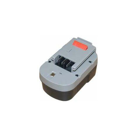 batterie type black et decker a14 561318. Black Bedroom Furniture Sets. Home Design Ideas