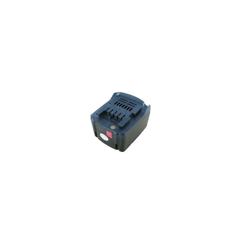 Batterie type METABO GD-MET-14.4(C)