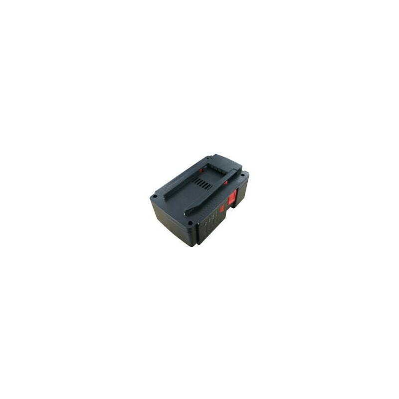 Batterie type METABO GD-MET-25.2