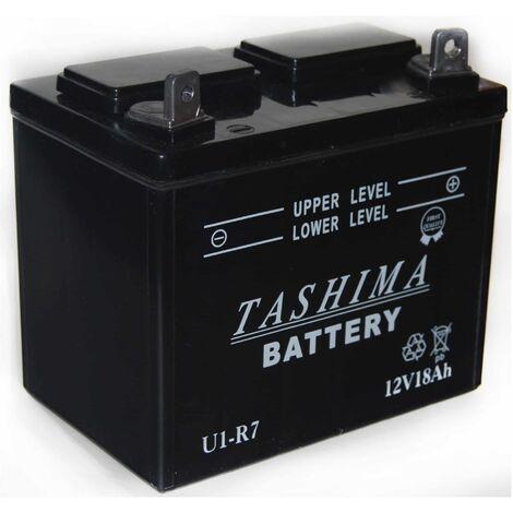 Batterie U1R7 + à droite